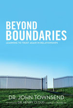 Beyond Boundaries by Dr. John Townsend