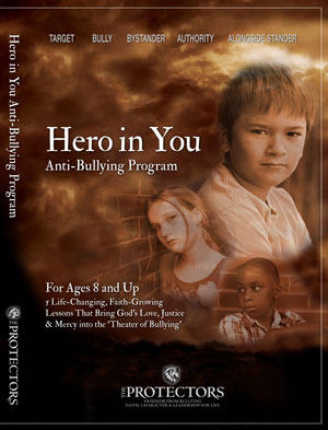 The Protectors 'Hero in You' DVD & Curriculum