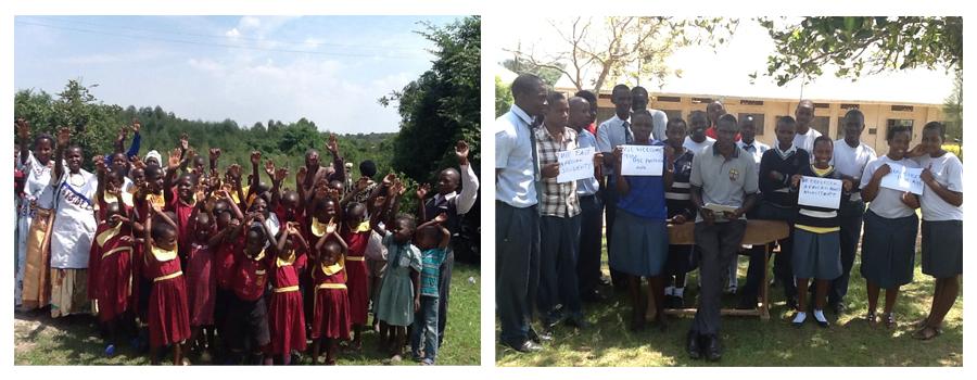 Tanzania Students